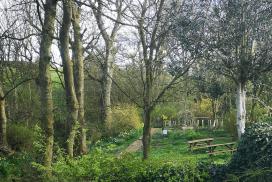 Earby Hostel Wild Garden 2
