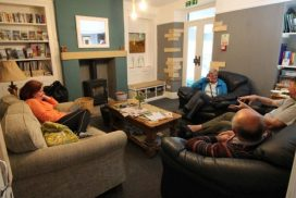 Earby Hostel Lounge