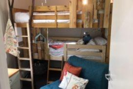 Children's bedroom earby cottage