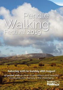 Pendle Walking Festival Bklt - 2019