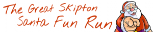 Skipton Santa Fun Run weekend