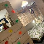 Earby Holiday Cottage family Bedroom 3