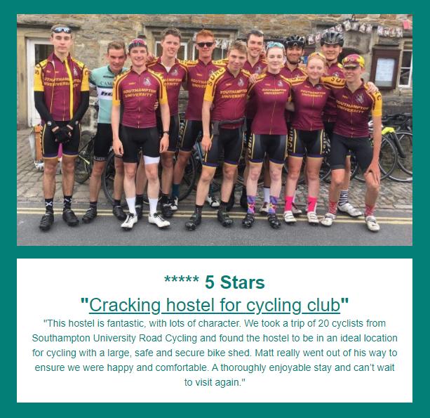 Southampton University Cycle Club Review